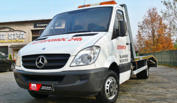 Mercedes Sprinter Laweta full