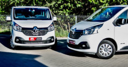 Renault TRAFIC 9-cio osobowy