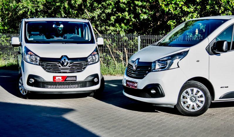Renault TRAFIC 9-cio osobowy full