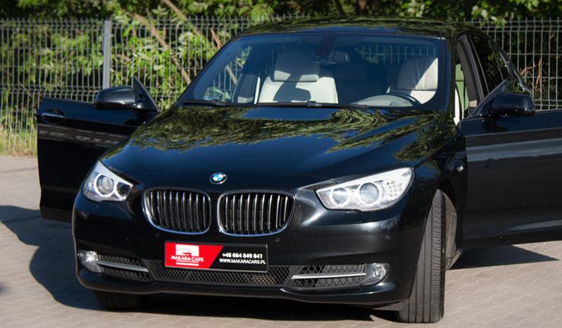 BMW Serii 5 GT full