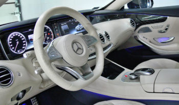 Mercedes S Coupe full
